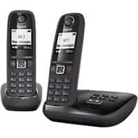 Gigaset Cordless Phone AS405A Black