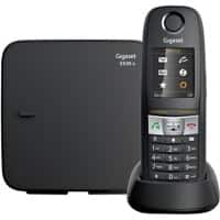 Gigaset Telephone E630A Grey, Black