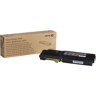 Xerox Original 106R02231 Toner Cartridge Yellow