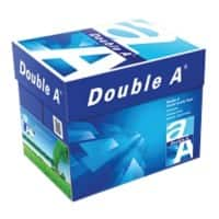 Double A Premium Copy Paper A4 80gsm White 2500 Sheets