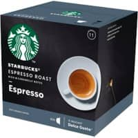 NESCAFÉ Dolce Gusto Starbucks Espresso Roast Coffee Capsules Pack of 12