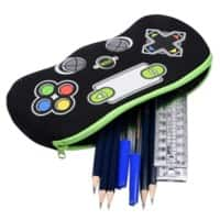 Helix Gaming Controller Pencil Case 12 x 1.4 x 23 cm