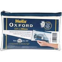 OXFORD Pencil Case PVC 20 x 12.5 cm Clear