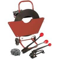 safeguard 19 mm Strapping Starter Kit Red