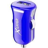 XLayer USB Car Charger 214106