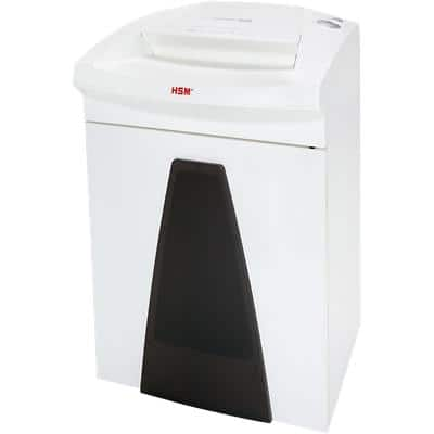 HSM SECURIO B26 Strip-Cut Shredder Security Level P-2 19-21 Sheets