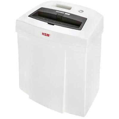 HSM SECURIO C14 Strip-Cut Shredder Security Level P-2 10-12 Sheets
