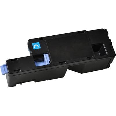 Compatible Epson C13S050613 Toner Cartridge Cyan