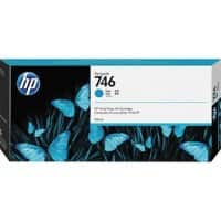 HP 746 Original Ink Cartridge P2V80A Cyan