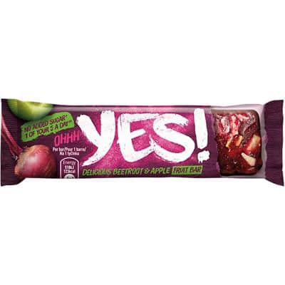YES Snack Bar Apple and Beetroot 32 g
