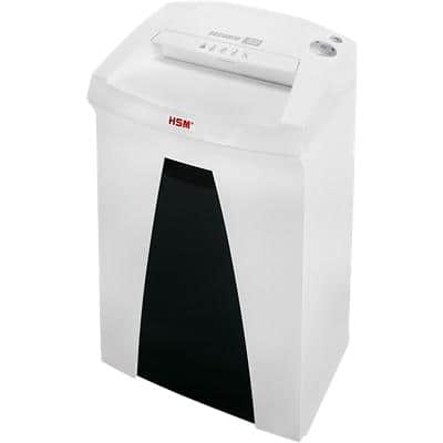HSM SECURIO B22 Particle-Cut Shredder Security Level P-5 7-9 Sheets