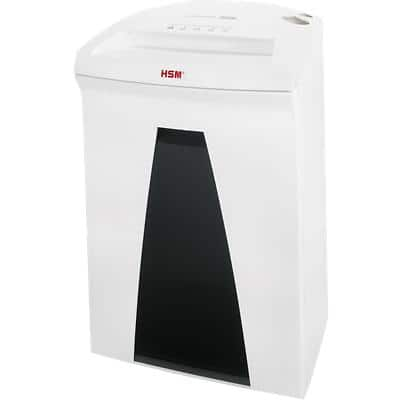 HSM SECURIO B24 Particle-Cut Shredder Security Level P-6 6 Sheets