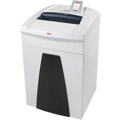 HSM SECURIO P40i Particle-Cut Shredder Incl Separate CD Cutting Unit Security Level P-5 19-21 Sheets