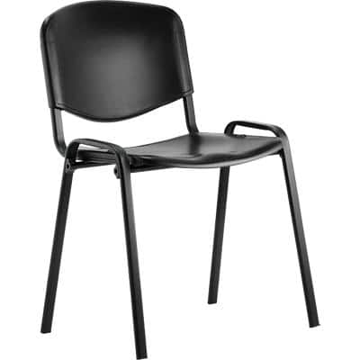 dynamic Stacking Chair Iso Black