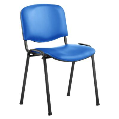 dynamic Stacking Chair Iso Blue 4 Pieces