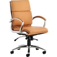 dynamic Executive Chair Classic Bonded leather Brown