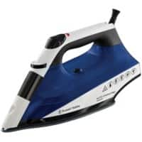 Russell Hobbs Steam Iron Self-Cleaning Auto Pro 2400W Blue
