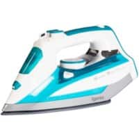 igenix Steam Iron IG3125 2500W White & Blue
