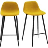 Paperflow Bar Stool Gold 2 Pieces