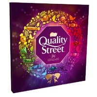Quality Street Chocolates Advent Calender 227 g