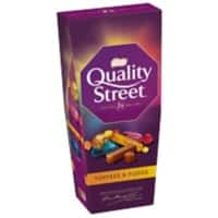 Quality Street Toffee and Fudge Chocolates 240 g