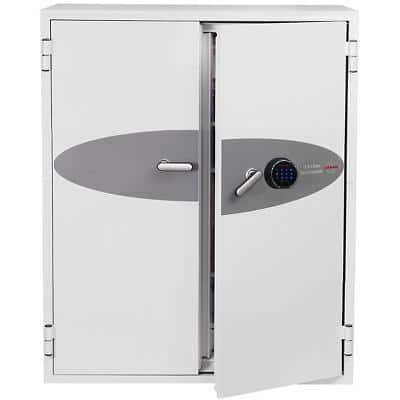 Phoenix Fireproof Safe FS1913F White 950 x 650 x 1,160 mm