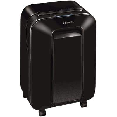 Fellowes Powershred LX201 Micro-Cut Shredder 5050001 Security Level P-5 12 Sheets