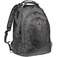 Wenger Laptop Backpack Ibex Slimline 16 Inch Black 24 x 37 x 47 cm