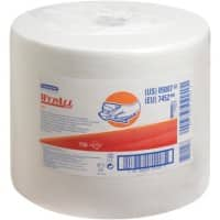 WYPALL Wiping Paper L40 3 Ply Rolled White 750 Sheets