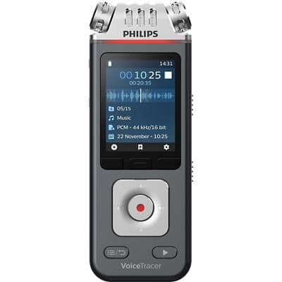 Philips Audio Recorder DVT 6110