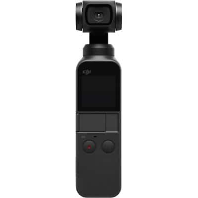 dji Digital Camera Osmo Pocket Black