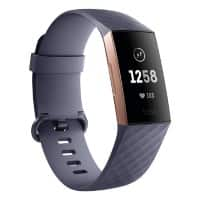 Fitbit Activity Tracker Charge 3 Rose Gold, Blue Grey