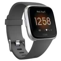 Fitbit Activity Tracker Versa Lite Charcoal