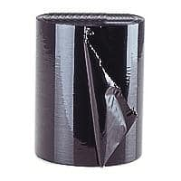 SLINGSBY Stretch Wrap 100mm x 150m 17 Microns Black 6 Rolls