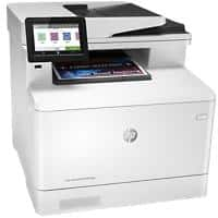 HP LaserJet Pro M479fdw Colour Laser All-in-One Printer A4