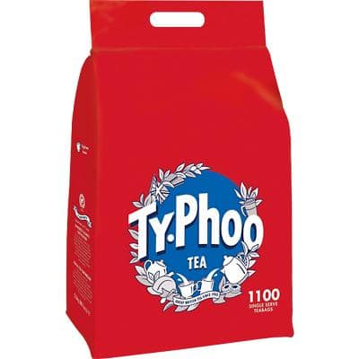 Typhoo Black Tea Bags 1100 Pieces