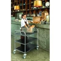 SLINGSBY Sack Truck 375609 Silver 71 x 71 x 80.5 cm