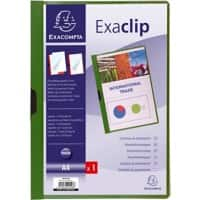 Exacompta Presentation Folder 437815B Green