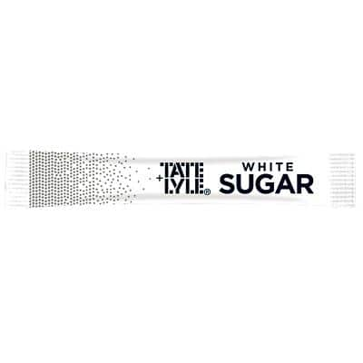 Tate & Lyle White Sugar Sticks 2.5g 1000 Pieces
