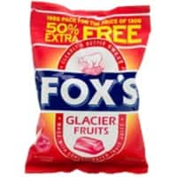 FOX'S Sweets Glacier's Fruit 195g