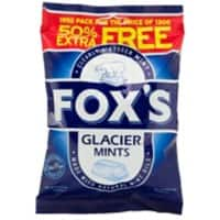 FOX'S Sweets Glacier Mint 195g