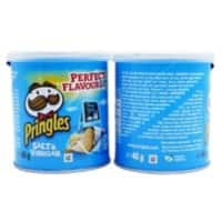 Pringles Crisps Salt and Vinegar 40g Pack of 12