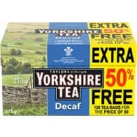 Yorkshire Tea Bags 120 Pieces