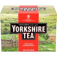 Yorkshire Original Tea Bags Pack of 160