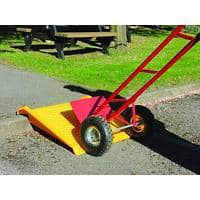 Kerb Ramp Portable Yellow 12 x 69 x 12 cm
