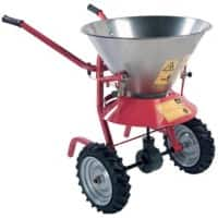 SLINGSBY Manual Salt Spreader Red 61 x 62 x 76 cm