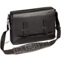 i-Stay Tablet Messenger Bag is0701 10.1 Inch 35 x 25 x 9 cm Black