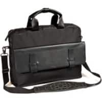 Falcon Laptop Bag is0702 15.6 Inch Polyester Black 42 x 12 x 31 cm