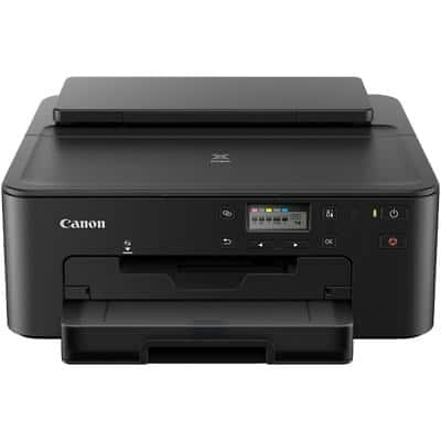 Canon PIXMA TS705 A4 Colour Inkjet Printer with Wireless Printing