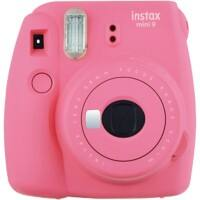 Fujifilm Instant Camera Instax Mini 9 Flamingo Pink